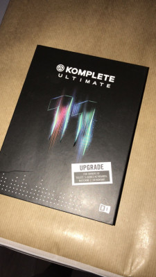 KOMPLET ULTIMATE 11 UPGRADE FROM KOMPLETE SELECT 11