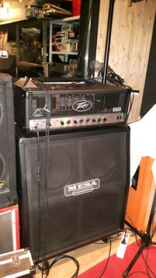 Vendo pantalla Mesa Boogie 4x12