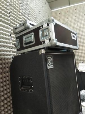 ampeg svt2pro+pantalla 410hlf cambio por strato o Gibson SG
