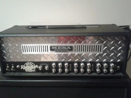 Vendo Cabezal Mesa Boogie Dual Rectifier