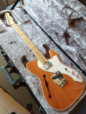 RESERVADA Fender Exotic American Elite Mahogany Telecaster Thinl