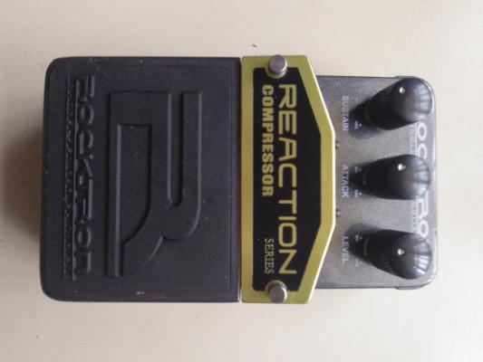 Rocktron Compressor serie Reactión