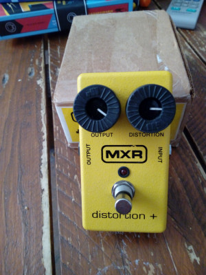 MXR Distortion +