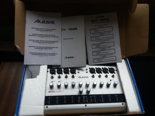 Alesis IO/26