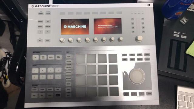 Maschine Studio Como nueva por Sinte