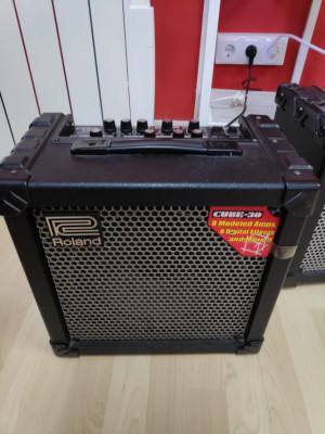 Amplificador Roland Cube 30