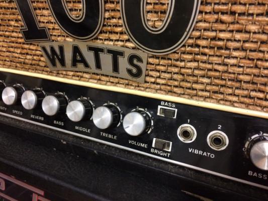 Amplificador Tenoxy años 60 + Pantalla 4x12