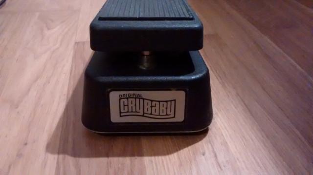 Vendo: Dunlop GCB-95 Original Crybaby Wah Wah ### reservado ###
