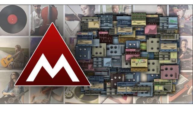 Melda MXXX Suite Modular de Efectos Multibanda + MPowerSynth (transferible) (actualizaciones Forever)
