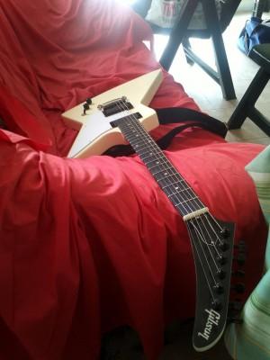 Gibson Explorer 76 Vintage White (también vendo) ...Posibles cambios dentro...