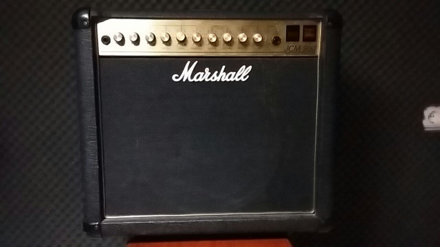 Marshall Jcm900 100w Hi Gain Dual Reverb
