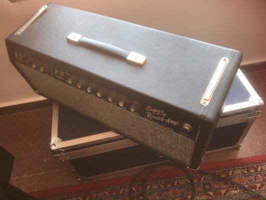 Cabezal Fender Vintage 1968