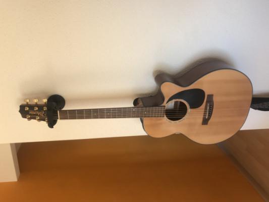 Guitarra acustica takamine