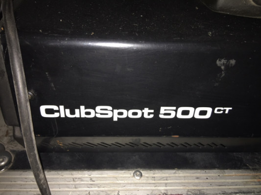 Robe ClubSpot 500 ct
