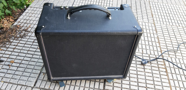 Blackstar ht5 combo custom