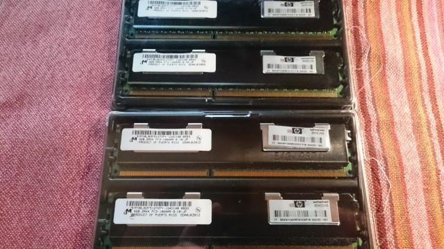 Memoria ram Micron 16 Gb (4x4 GB)