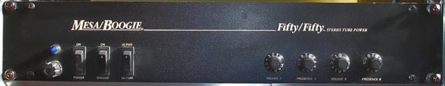 Mesa Boogie 50/50 Amp guitar