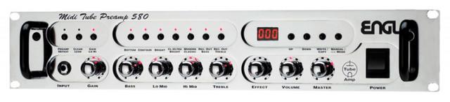 Engl MIDI Tube Preamp 580 preaplificador guitarra