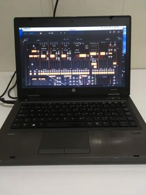 Portátil HP ProBook 6470b con OS X El Capitan