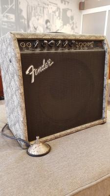 Fender Champ 12 Snakeskin