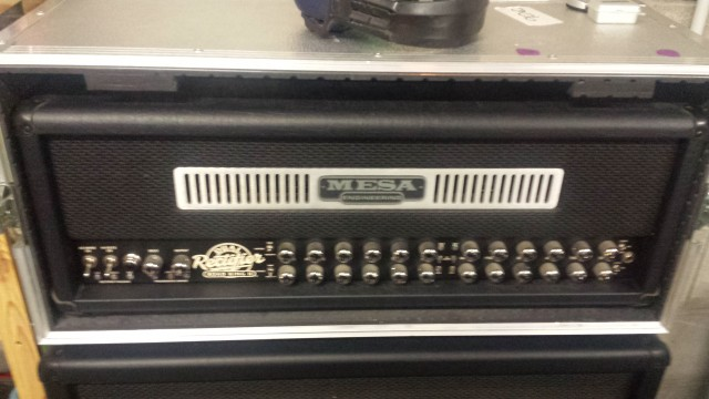 CHOLLO! MESA BOOGIE ROAD KING II Cabezal