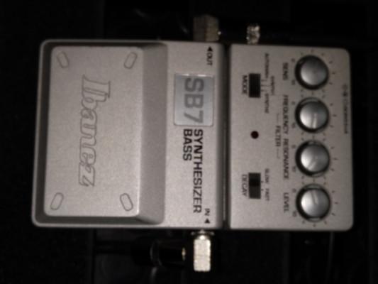 Ibanez SB7 Synthesizer