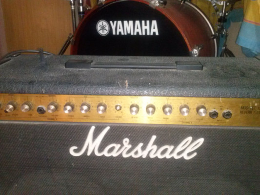 Amplificador Marshall Mosfet 100W