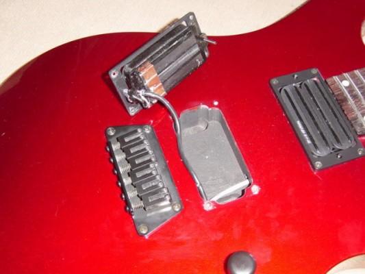 Ajustes de guitarras en pamplona