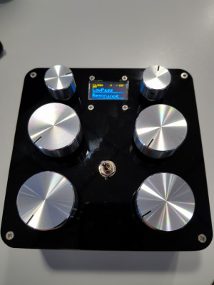 Módulo de efectos / Sintetizador I-nstruments SX-I
