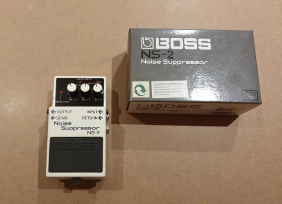 Pedal Boss NS-2