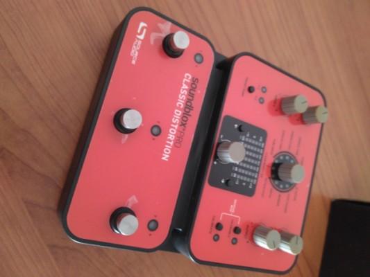 Vendo source audio soundblox classic distortion