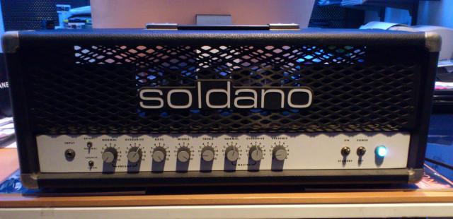 Soldano SLO 100 Cabezal