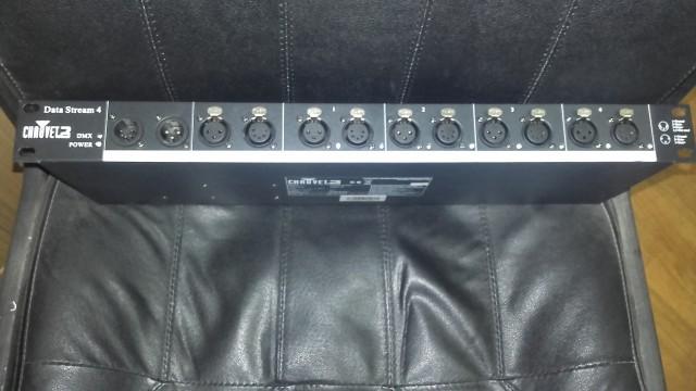 Vendo Splitter DMX seminuevo
