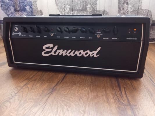 Elmwood Bonneville 50 Head + flighcase