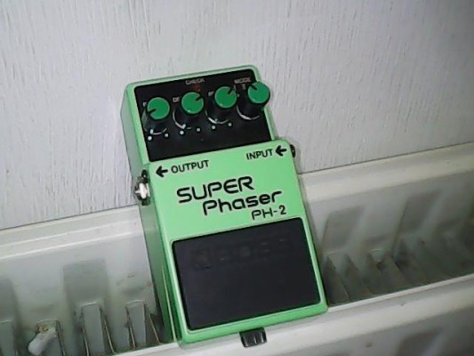 Pedal Boss Super Phaser PH 2