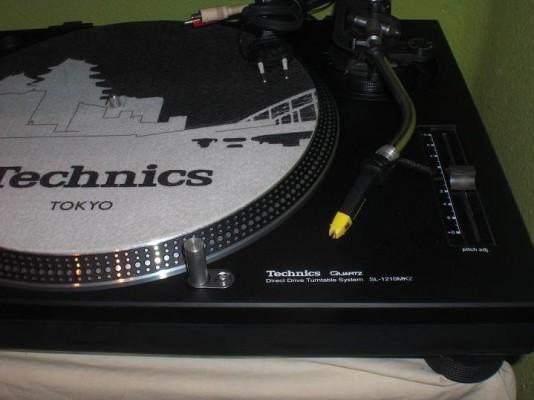 Technics Mk2 1210, como nuevo