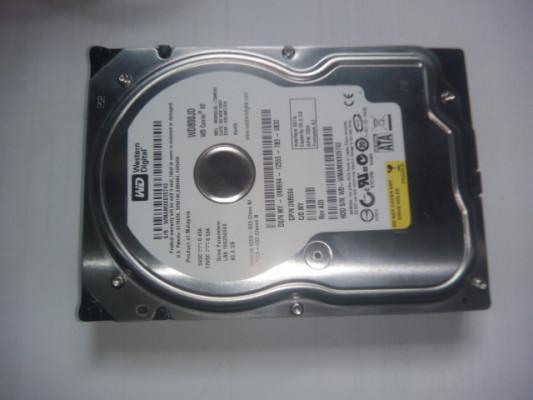 Disco duro Western Digital WD800JD-75MSA3 80GB.