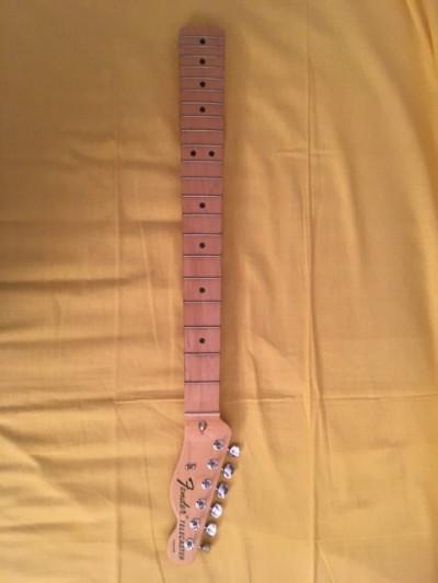 Mástil Fender Telecaster Thinline MIM