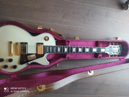 Gibson Les Paul Custom Shop Alpine White 2013