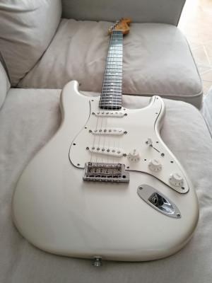 Fender am stratocaster standard