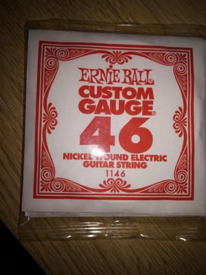 / CAMBIO Juego cuerdas Ernie Ball del 11-46