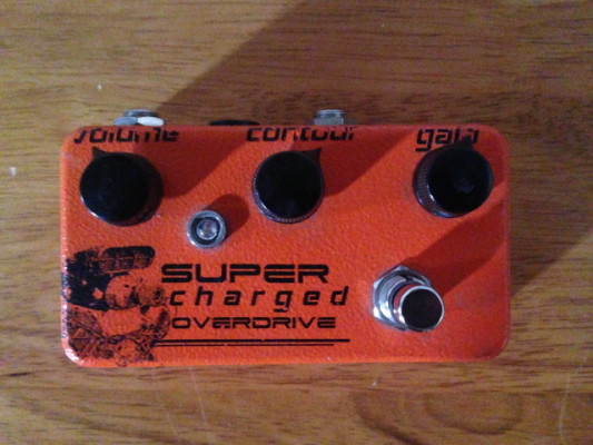 Supercharged Overdrive Clon