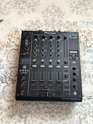Pioneer DJM 900 NXS. Decksaver incluido.