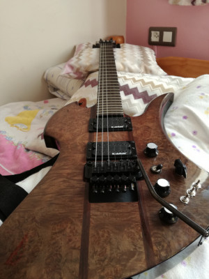 Guitarra eléctrica BC rich