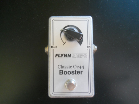 Pedal Treble booster FLYNN OC44 CLASSIC BOOSTER