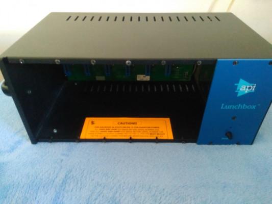 lunchbox api 500 6b como nuevo, envio incluido