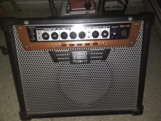 Amplificador Roland 100W GA-112 NUEVO