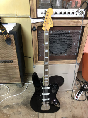 Squier CV bass VI