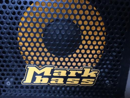 Mark Bass Combo Head II
