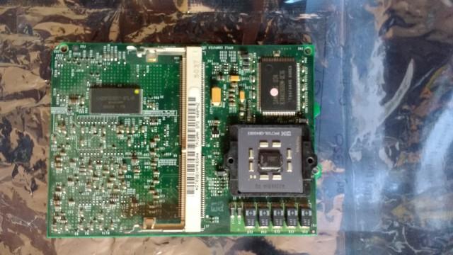Dos placas CPU pra Powerbooks